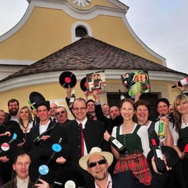 Feste in der Weinkirche